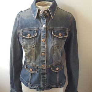 Vintage Denim Jacket Old Navy.
